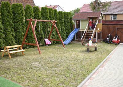 Domki Mikołajki